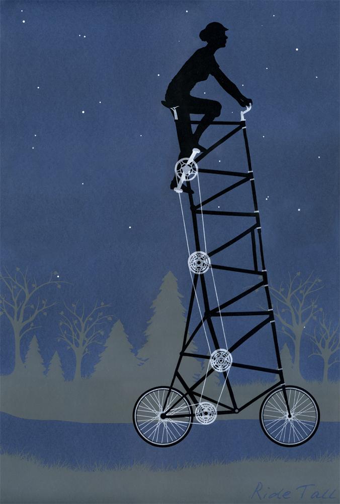 Ride Tall by Tonja Torgerson