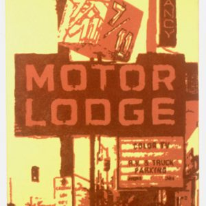 7-11 Motor Lodge by Tonja Torgerson
