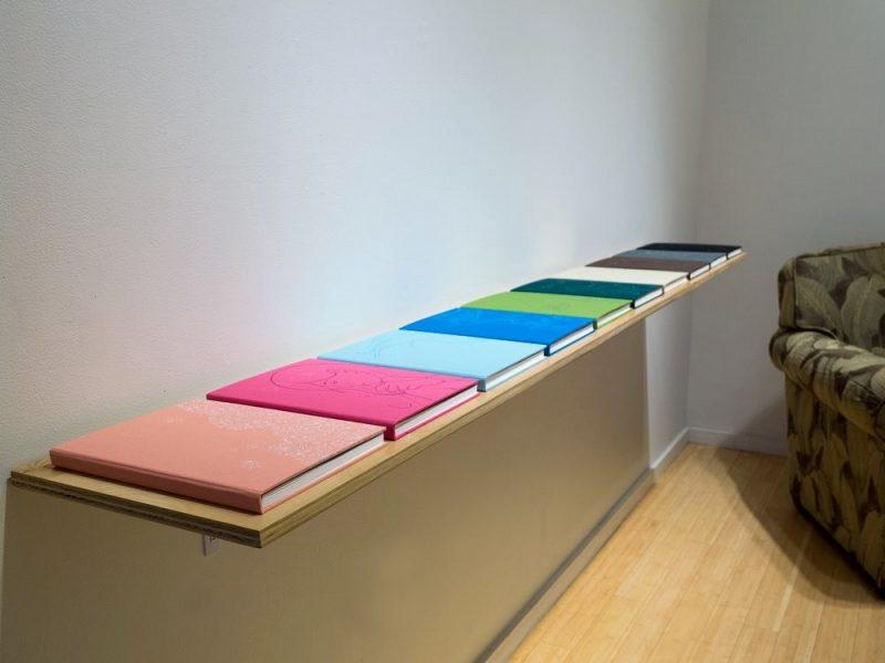 Memento Mori at Lawrence Arts Center, 2015